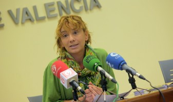 Pilar Soriano, regidora de Compromís